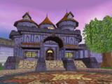 Wizard City Library