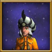 Necromancer's Ivory Hat