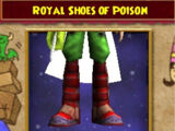 Royal Shoes of Poison