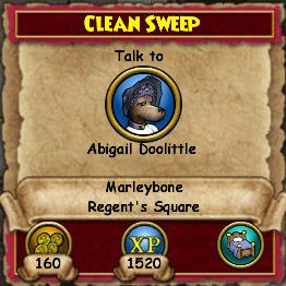 Clean Sweep (Marleybone)