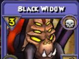 Black Widow Item Card