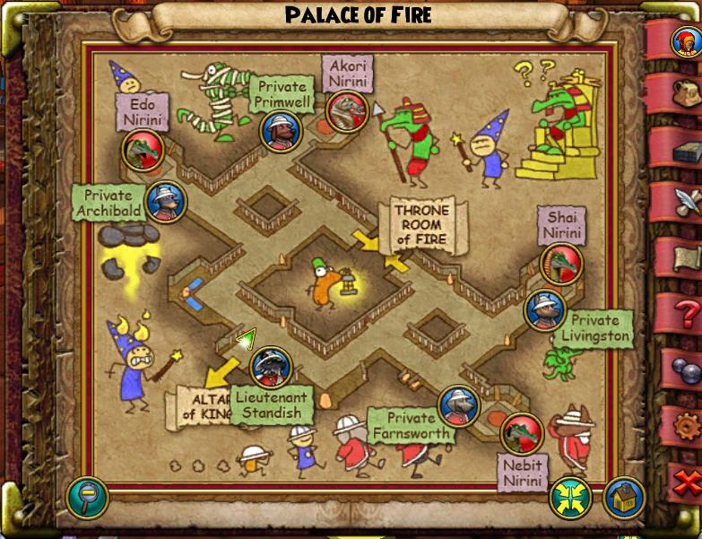 Palace of Fire