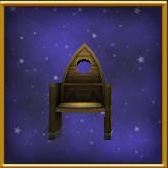 Arch-Backed Chair