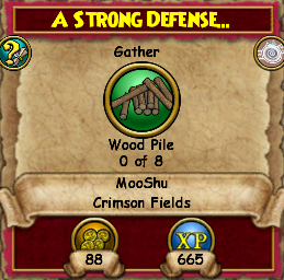A Strong Defense...