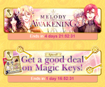 Melody banner
