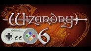 Wizardry 6 - Super Famicom version 5 6