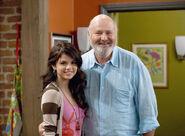 Selena and rob behind the scenes future harper finale scene