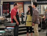 1x12 alex, justin and jerry