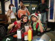 1x11 selena, jake and david behind the scenes