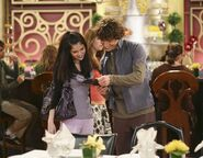 1x03 alex and riley at restaurant 2