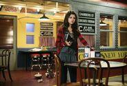 Alex in the restaurant