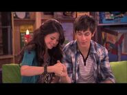 David Henrie & Selena Gomez Interview- Wizards Of Waverly Place The Movie HD