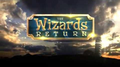 The Wizards Return Alex vs