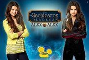 Alex vs. alex promotion evil alex and alex