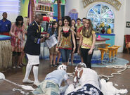 Mosbey, alex and bailey Cast Away (To Another Show)