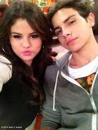 Selena and jake The Wizards Return Alex vs. Alex