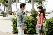 Alex and justin talking