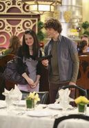 1x03 alex and riley at restaurant