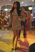 Selena Rock Around the Clock behind the scenes
