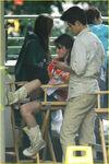 Selena and david behind the movie 2