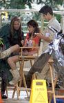 Selena and david behind the movie