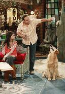 Jerry, alex and max like a dog art teacher