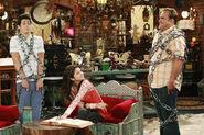 Justin, jerry and alex art teacher