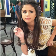 Selena behind the scenes who will be the wizards