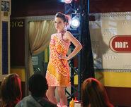 Fashion week episode runway