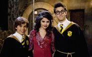 Selena, david and jake behind the scenes savingzectech part 2