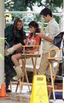 Selena and david behind the movie 3