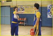 Justin and zeke Positive Alex