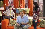 1x10 alex, max and jerry in the living room