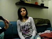 Selena gomez interview 2010