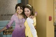 Jennifer and selena behind the scenes alex does good