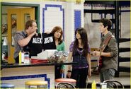 Jerry, theresa, max and justin make it happen