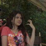 Selena behind the movie 3