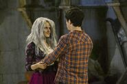 Juliet and justin bye Wizards vs. Werewolves part 2