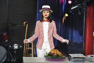Selena behind the scenes Wizards vs. Finkles