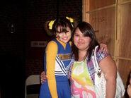 Selena behind the scenes positive alex