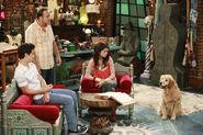 David, jerry, alex and max like a dog art teacher