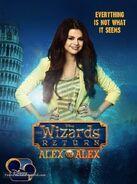 Alex vs. alex photo promotional