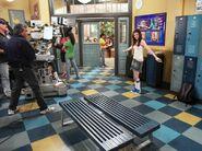 1x07 selena behind the scenes