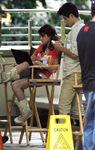 Selena and david behind the movie 4