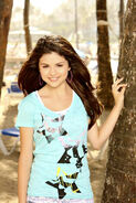 Selena promotional photos for movie