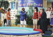 Mosbey, bailey and alex Cast Away (To Another Show)