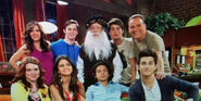 Who will be the wizard family behind the scenes 2