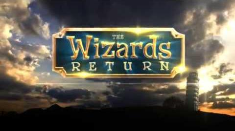 The Wizards Reunion Alex vs