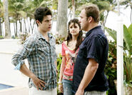Alex and justin with jerry