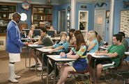 Mosbey, cody and harper cast away to another show